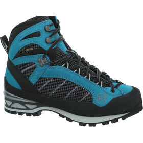 Hanwag Makra Combi GTX Shoes Women black/ocean